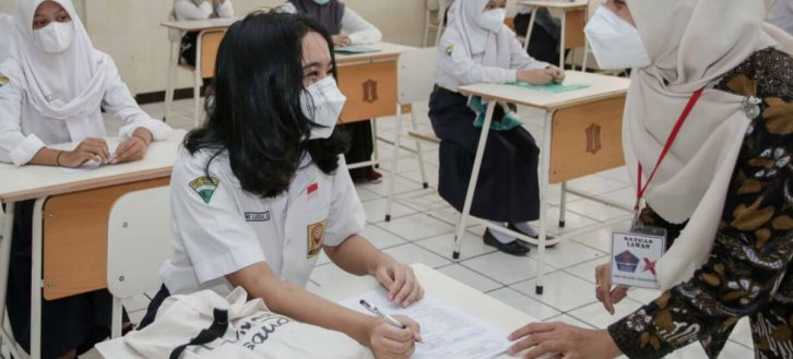 Sekolah PTM Surabaya